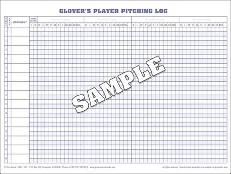 baseball pitching chart template baseball tryout flyer template templates resume