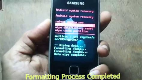 galaxy y s5360 s6102 hardware software reset