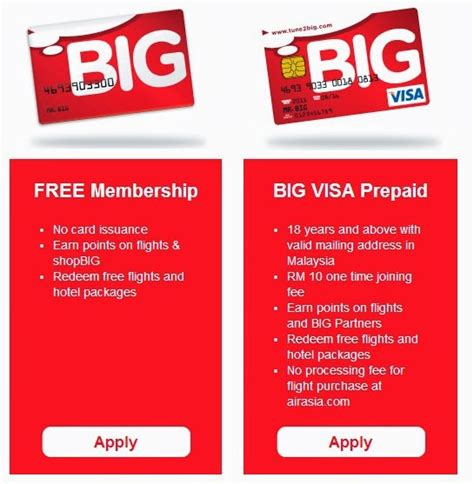 airasia loyalty program air asia big loyalty and big card boundfortwo com