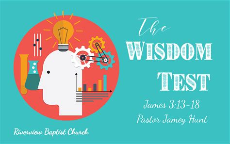 practical wisdom for youth ministry the not so simple truths that matter books the wisdom test riverview baptist church