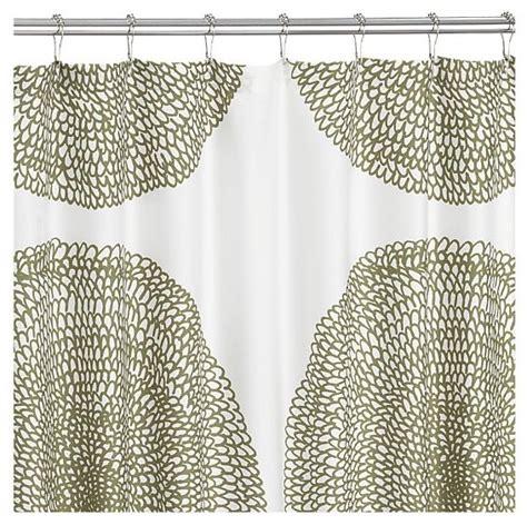 marimekko shower curtain marimekko pippurikera sage shower curtain modern