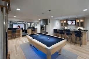 Sports Bar Basement Basement Sports Bar Basement Contemporary With Home