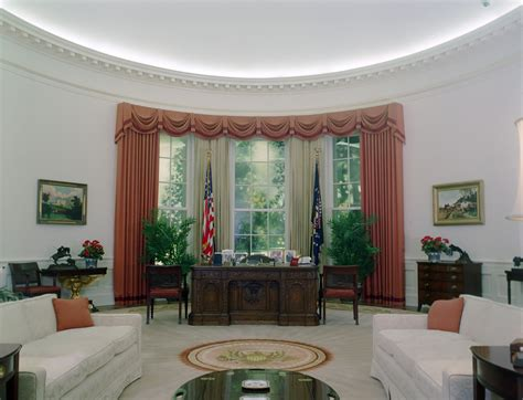 reagan oval office do you like the new oval office makeover president trump