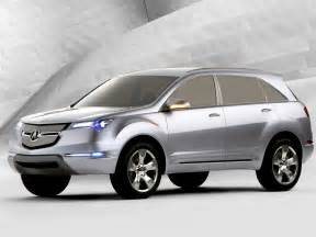2016 acura mdx redesign concept future cars models