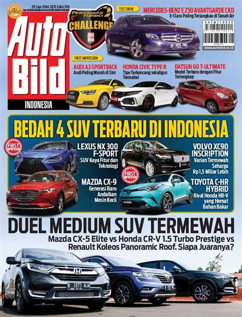 Auto Bild Digital by Auto Bild Magazine Ed 376 September 2017 Gramedia Digital