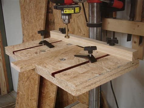 build it yourself woodworking kit how to build a great drill press work station artistic