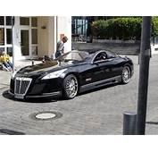 Best Cars Ever  Greatest Of All Time The Maybach