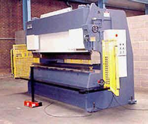 Mechanical Press Brake Guarding Systems Machine Guarding Etool Presses Hydraulic Presses