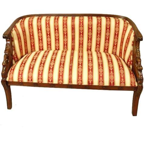 style de canap canap gondole empire acajou ferrires meuble de style