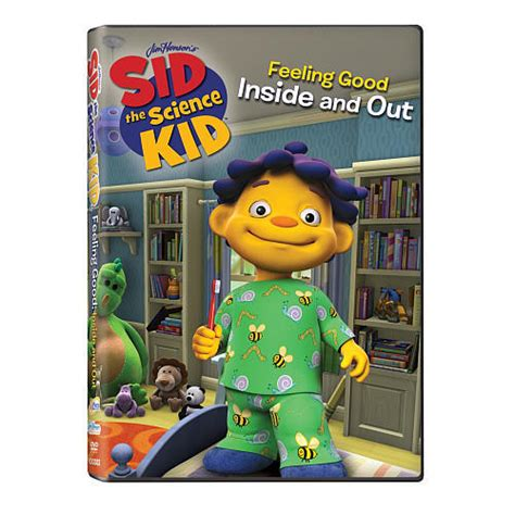 backyard science dvd sid the science kid dvd