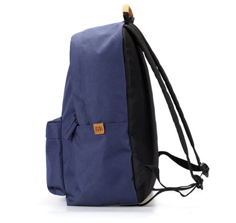 Turun Harga Backpack Xiaomi Mi Bag Blue 1 xiaomi simple college style backpack blue reviews price