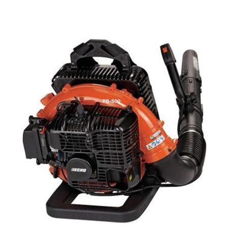 echo 195 mph 465 cfm gas blower pb 500tc the home depot