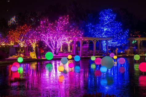 christmas lights displays in colorado springs best light displays in denver 2017