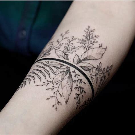 private tattoos tattoos org flower band artist equilattera