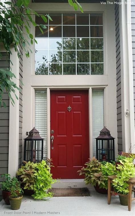 entry door colors 1000 ideas about front doors on exterior