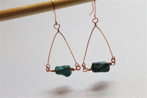 how to make wire wrap jewelry how to make wire wrapped earrings emerging creatively