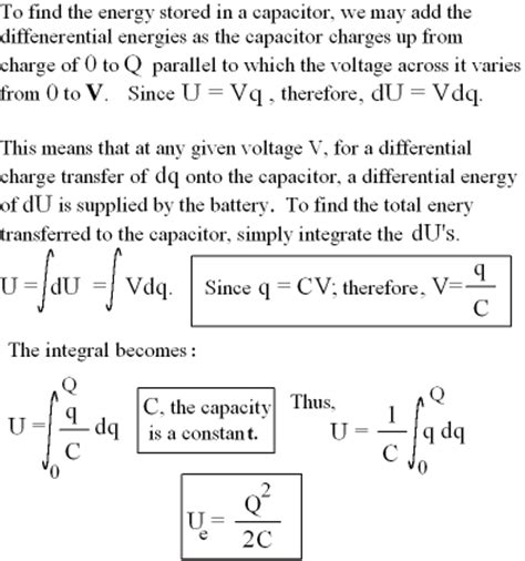 how to calculate how it takes to charge a capacitor electric potential