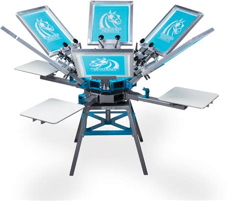 6 color screen printing press manual screen printing machine precision table bench top