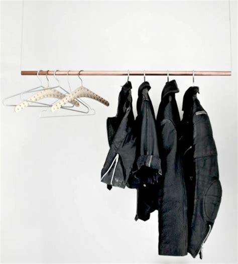 kleiderstange selber bauen kleiderst 228 nder selber bauen ersatz f 252 r den kleiderschrank