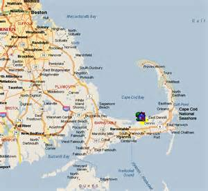 Cape Cod Massachusetts Map by Pin Cape Cod Maps Picture On Pinterest