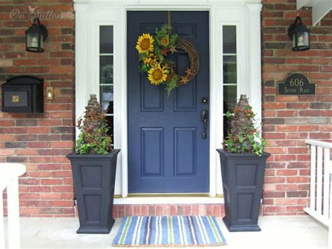 home front decor ideas decorating for autumn ideas for your porch from sutton place