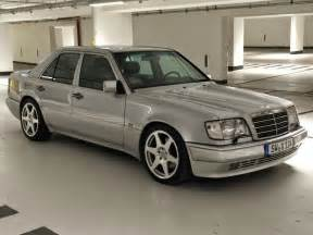 Mercedes 500 E Mercedes W124 E500 Limited Edition Benztuning