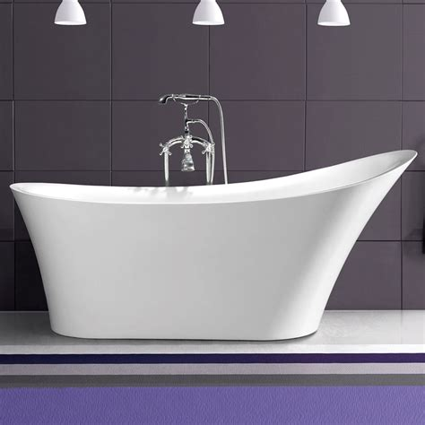freestanding bathtub contemporary tubs by mti abode eaton acrylic freestanding