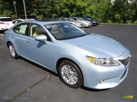 lexus blue color 2013 cerulean blue metallic lexus es 350 70474324 photo