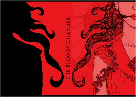 the bloody the bloody chamber by angela book graphics