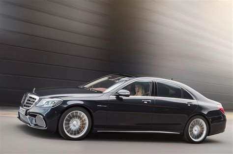 2020 Mercedes S Class by Mercedes Owners To Drive Free With Autonomous Tech