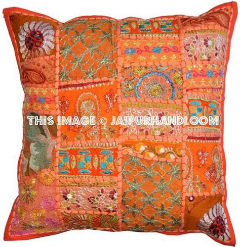 Bohemian Floor Cushions by Large Bohemian Floor Cushions In Square Shape Boho