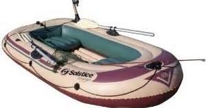 Perahu Karet Muat 3 4 Orang Bahan Tebel Dapat Dayung Pompa perahu karet solstice voyager muat 4 5 orang jual perahu karet