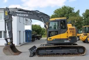Volvo 145 Excavator Volvo Ecr 145 Dl Crawler Excavator From For Sale At