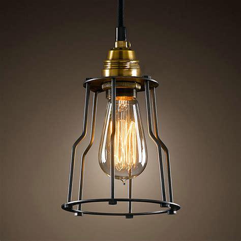Retro Pendant Lighting Sell Vintage Industrial Iron Ls Retro Pendant Lighting Bulbs Ceiling L Holder America