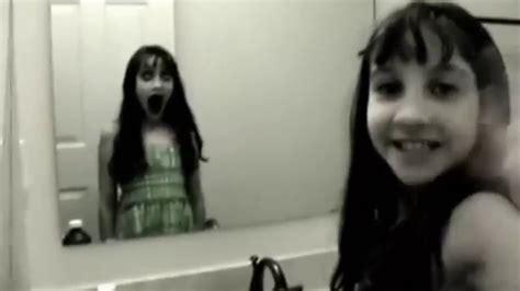 imagenes macabras reales fantasmas reales captados en espejos videos de terror