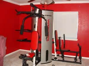 300 weider pro 4900 weight system for sale in