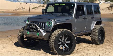 6 Wheel Jeep Jeep Wrangler Maverick D262 Gallery Mht Wheels Inc