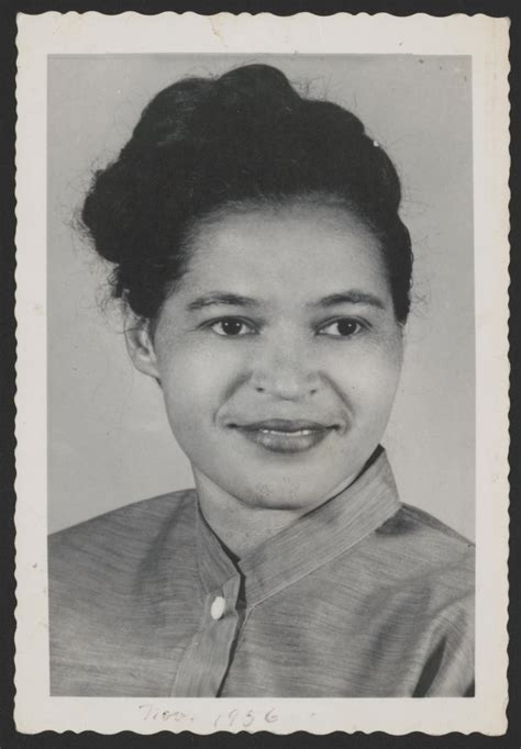 what the rosa parks archive reveals about a civil rights hero