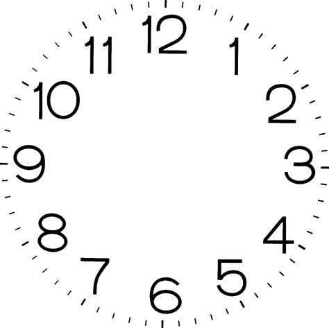 Jam Dinding Standard White pin oleh evy novitasari di animasi diy clock clock dan diy