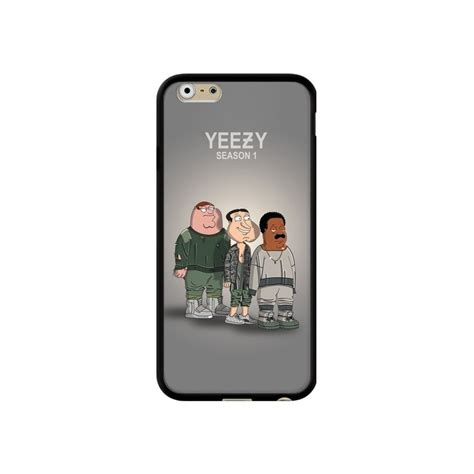 Squad For Iphone 6 coque squad family yeezy pour iphone 6 et 6s mikadololo