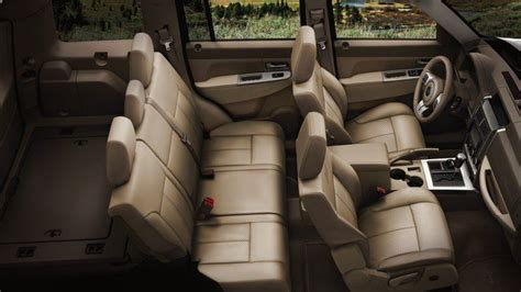 jeep grand interior seating jeep seating capacity http carenara com jeep