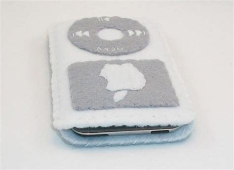 Sale Casing Original Iphone 3g news felt ipod casing