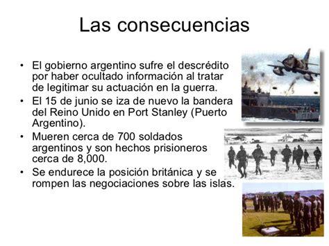 la guerra de las la guerra de las malvinas 1982