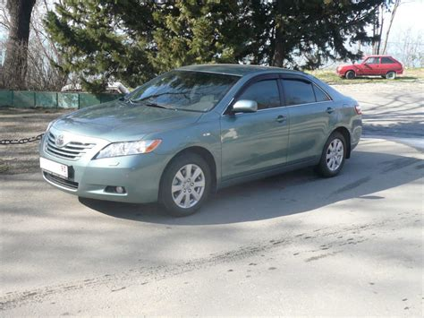 Used 2008 Toyota Camry Used 2008 Toyota Camry Photos 2400cc Gasoline Ff