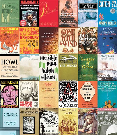 list of challenged books join the fight and read a banned book library news