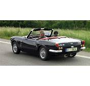 Triumph Spitfire Mkiii Best Photos And Information Of