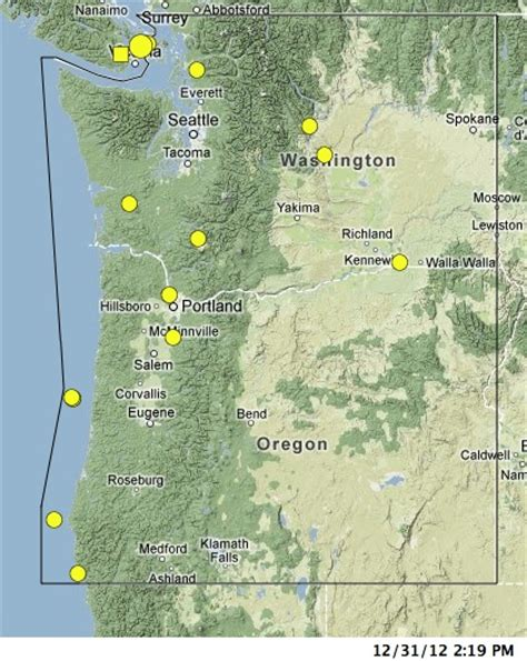earthquake washington state 4800 earthquakes in a mild 2012 in the pacific northwest