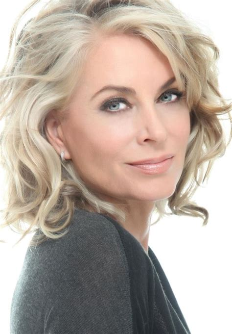 eileen davidson hair cut eileen davidson new haircut eileen davidson new haircut