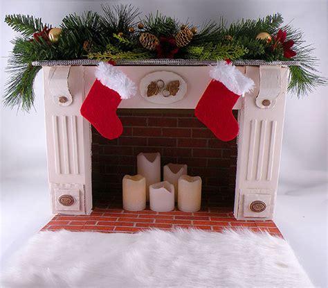 cardboard fireplace 12 tutorials to make a cardboard fireplace guide patterns