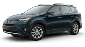 Toyota Rav4 Colors Color Options For The 2018 Toyota Rav4